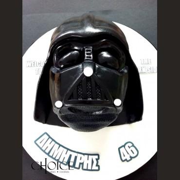 Τούρτα 3D Darth Vader