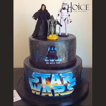 Τούρτα Star Wars