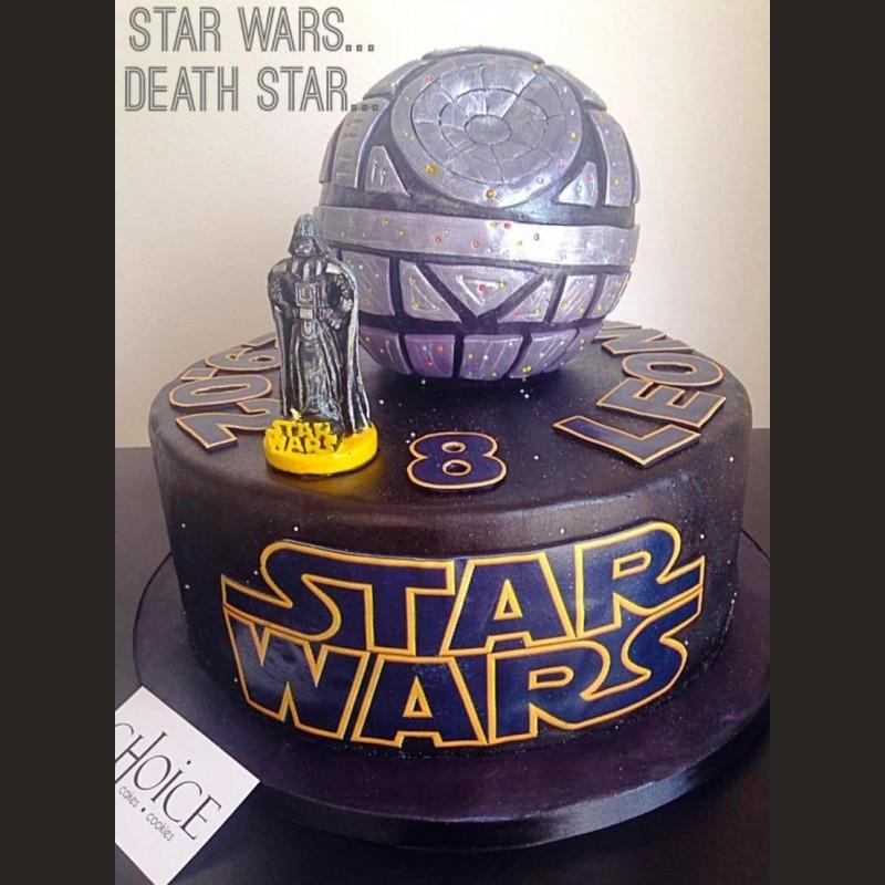 Τούρτα Star wars 2
