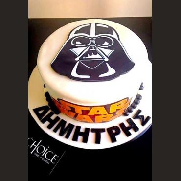 Τούρτα Darth Vader