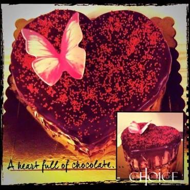 Τούρτα Καρδιά 2