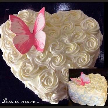 Τούρτα Καρδιά 3