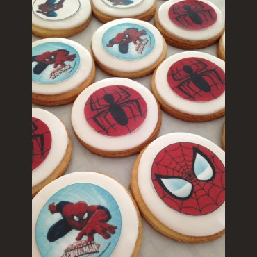 Μπισκότα Spiderman