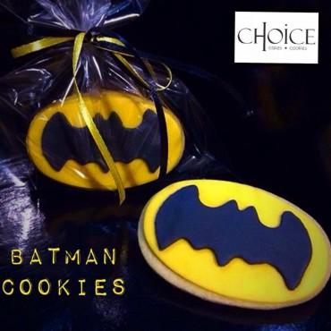 Μπισκότο Batman