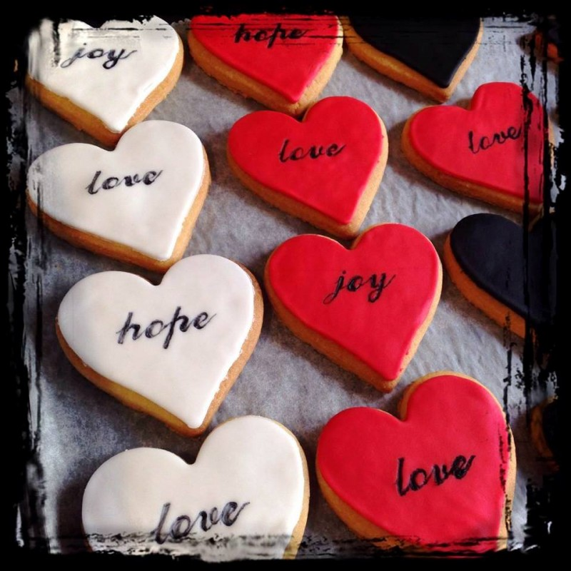 Μπισκότο καρδιά
