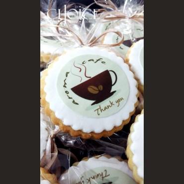 Μπισκότα Εταιρικά Logoes