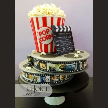 Τούρτα 3D Σινεμά