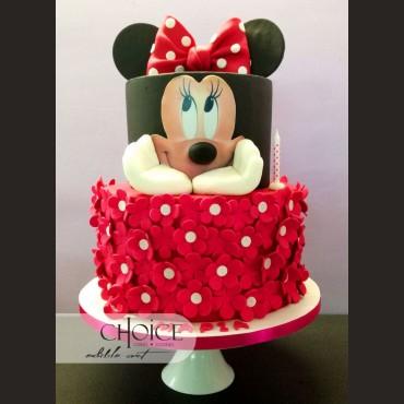 Τούρτα Minnie Mouse
